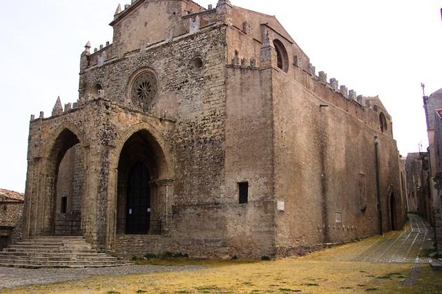 Igreja em Erice