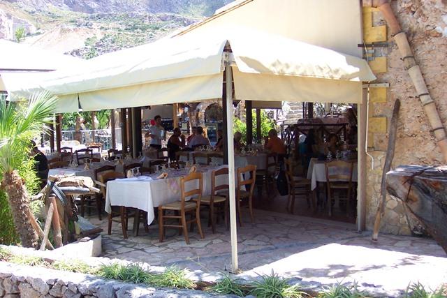 Restaurante em San Vito Lo Capo
