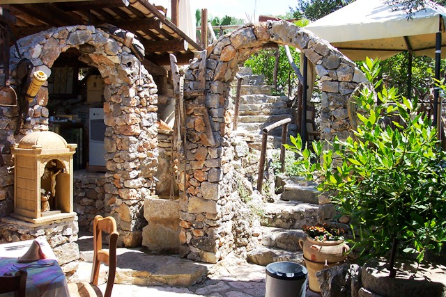 Restaurante em San Vito Lo Capo na Sicilia