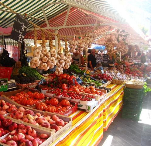 Mercado de Nice