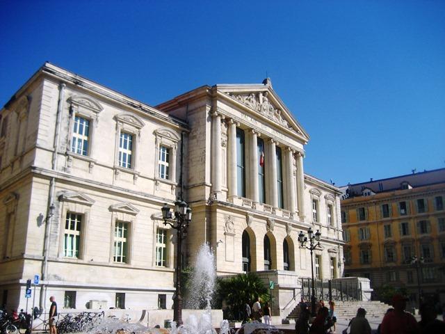 Palácio da Justiça em Nice