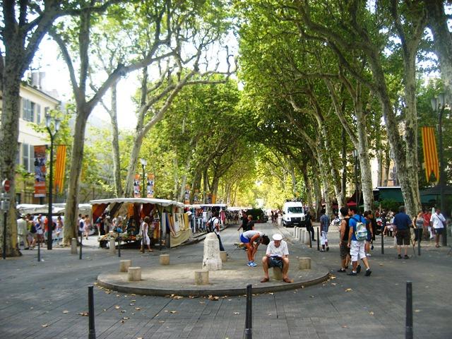 Roteiros de viagem - Aix en Provence na França
