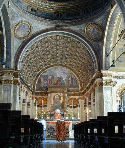Igreja Santa Maria de San Satiro