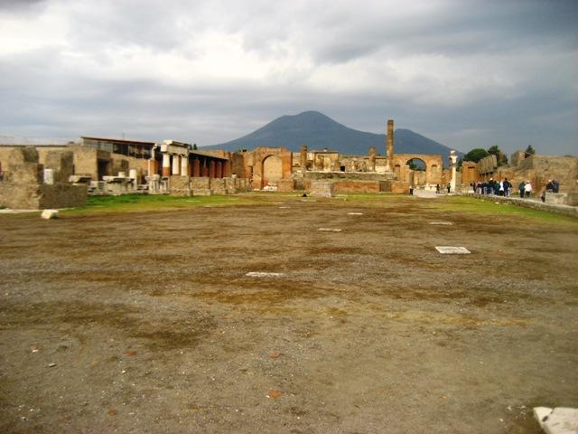 Como visitar Pompéia