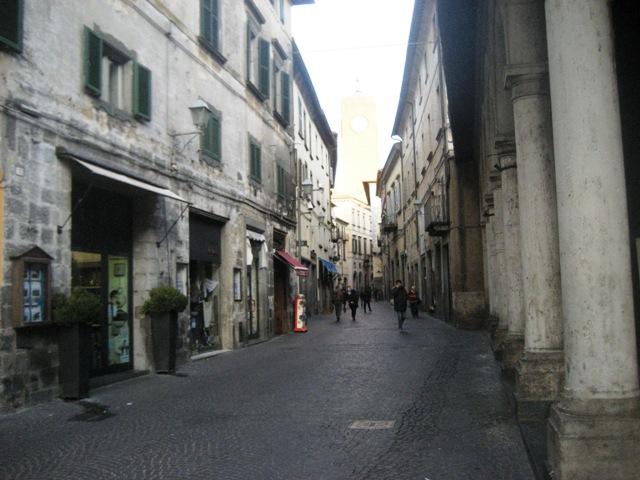 Centro histórico de Orvieto