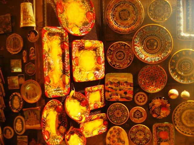 cerâmicas de Orvieto