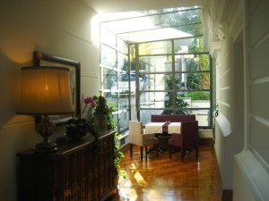 hotel nos arredores de Roma