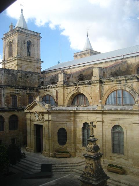 catedrald e Malta
