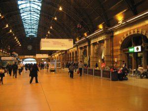 Estação de trem de Sydney