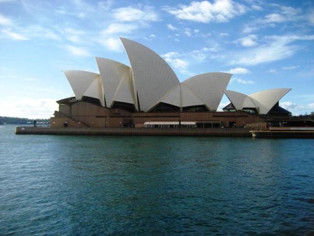 Roteiros de viagem na Australia-Sydney Opera House - Australia