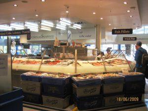 Fishmarket em Sydney