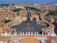 Roma em 1 dia a pé
