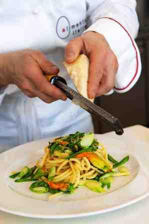 curso de culinária na Itália