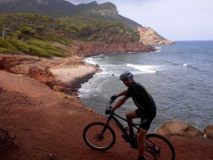 Mountain bike na Ilha de Mallorca