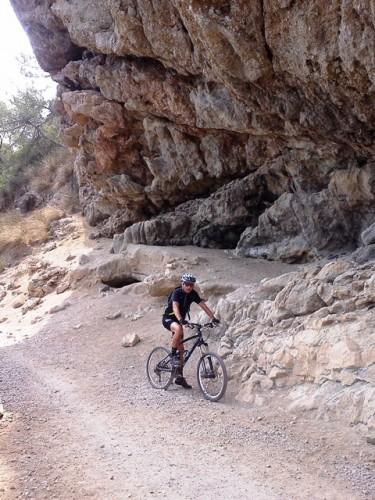 Mountain bike na Ilha de Mallorca