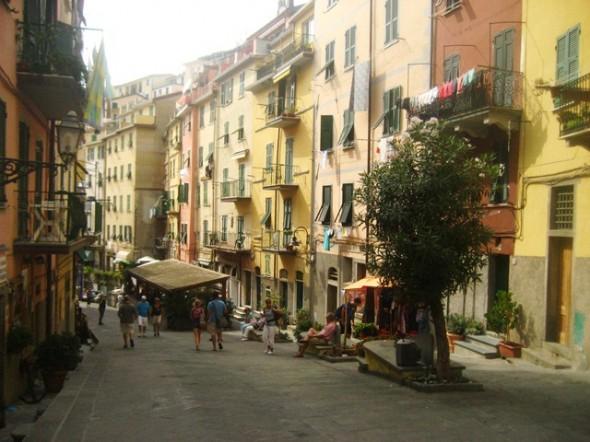 Cidades das Cinque Terre