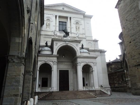 o que visitar em Bergamo