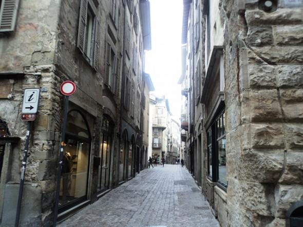 centro de Bergamo