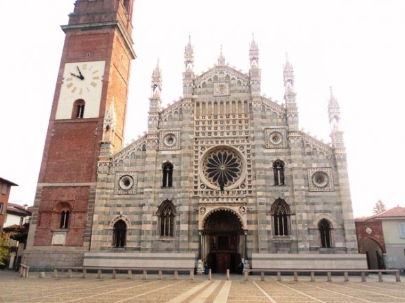 catedral de Monza