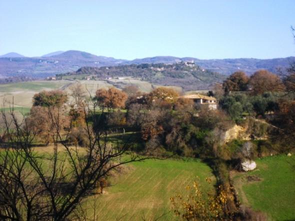 fazenda na Toscana