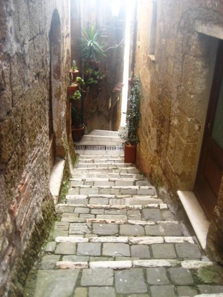cidade de Pitigliano