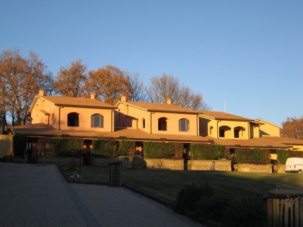 residence na Toscana