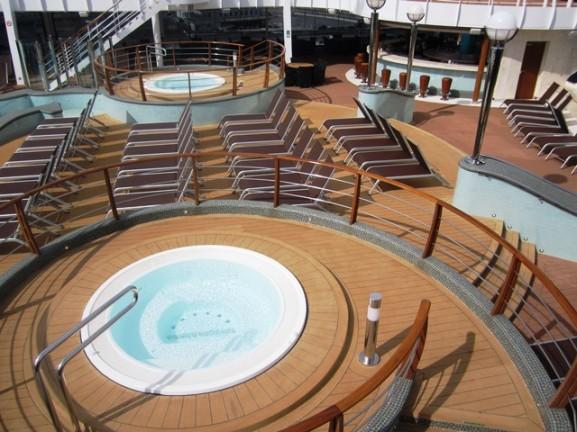 viagem de navio no mediterrâneo