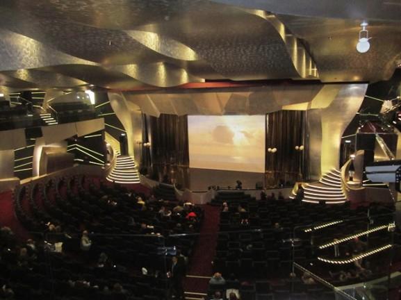 MSC teatro