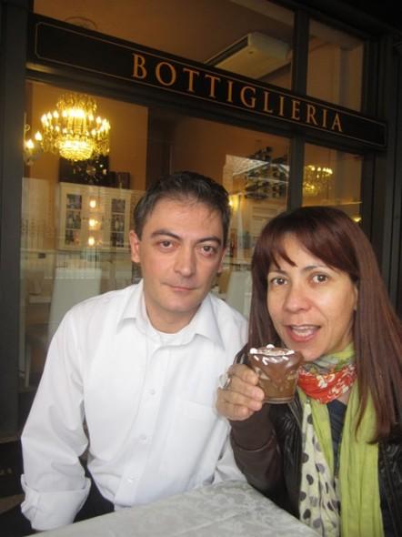 tomar um bom café em Milão