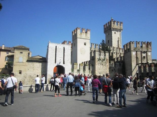 Centro histórico de Sirmione