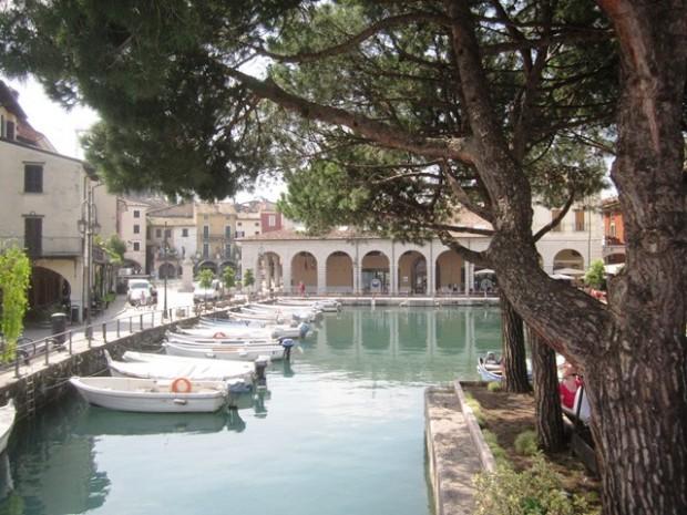 lagos na Itália