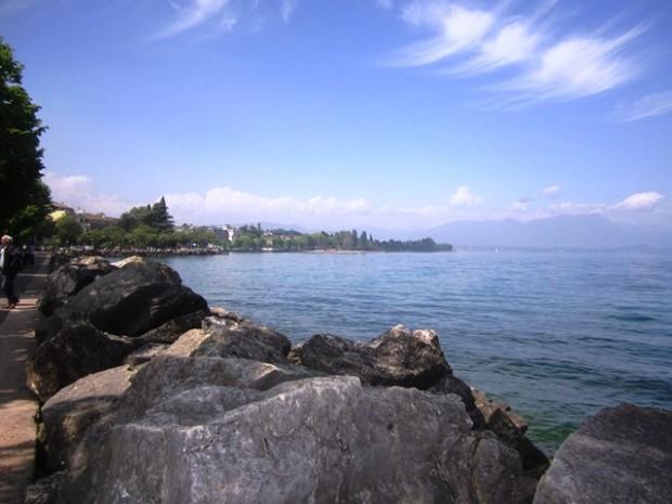 cidades do Lago de Garda