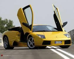 Desfile de Lamborghini