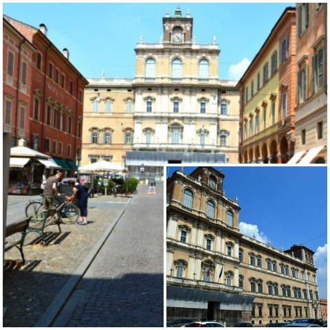 o que visitar em Modena