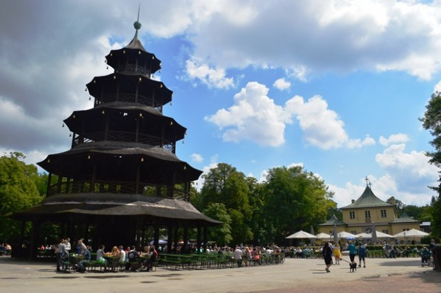 Capital da Baviera