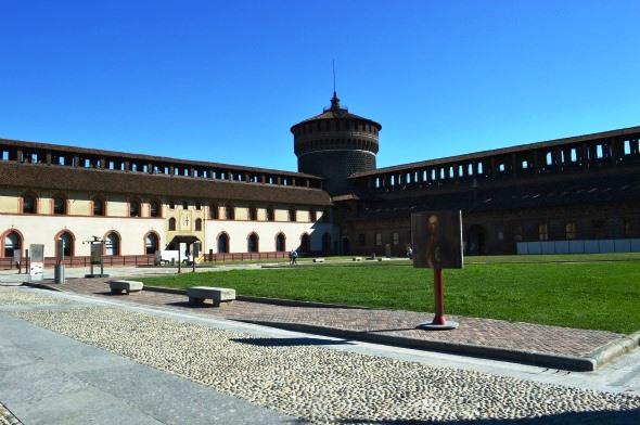 Museu em Milão