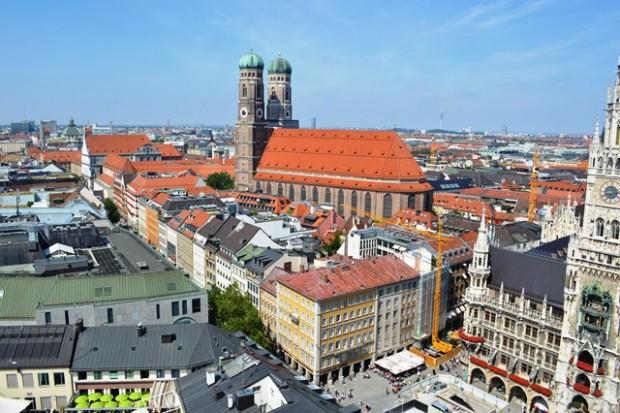 Munique-Capital da Baviera