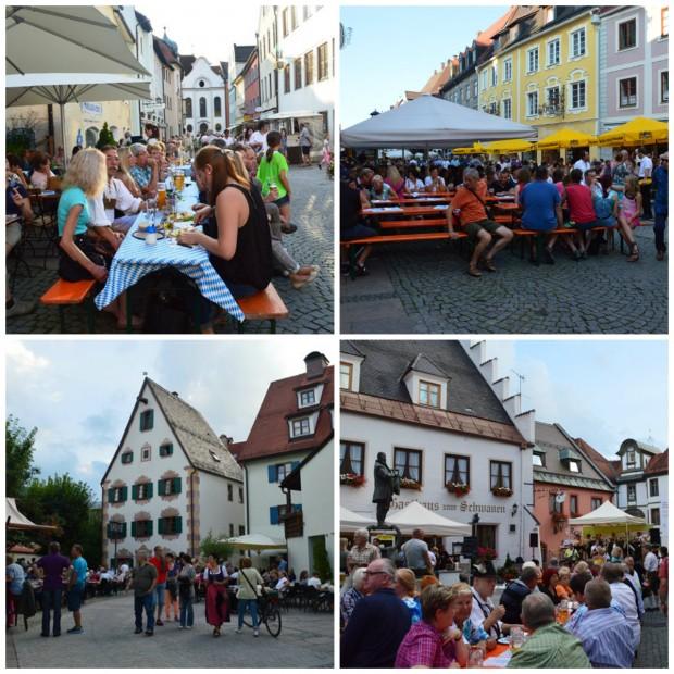 cidade da Baviera