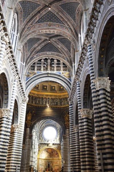 o que visitar em Siena