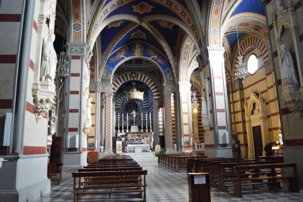 Igreja em Cortona
