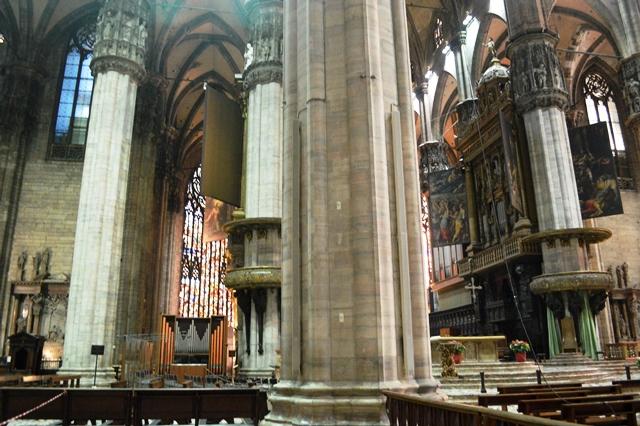 esplêndido Duomo de Milão