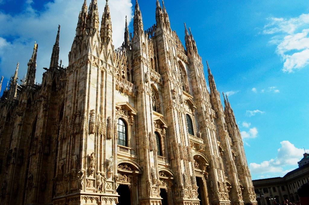 Como visitar o Duomo de Milão