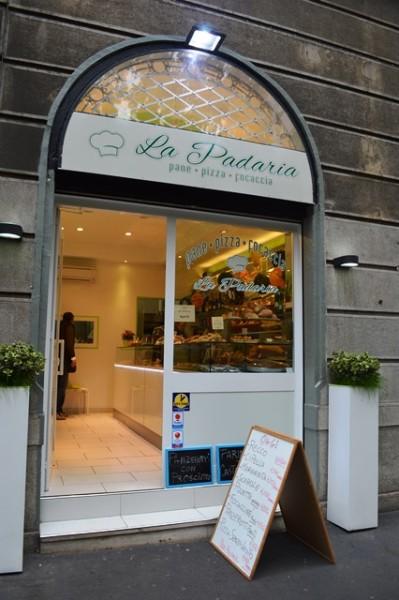 Pão de queijo em Milão