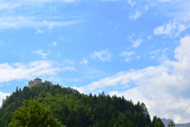 montanhas na Europa