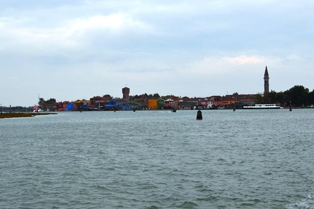 Passeio de barco em Veneza