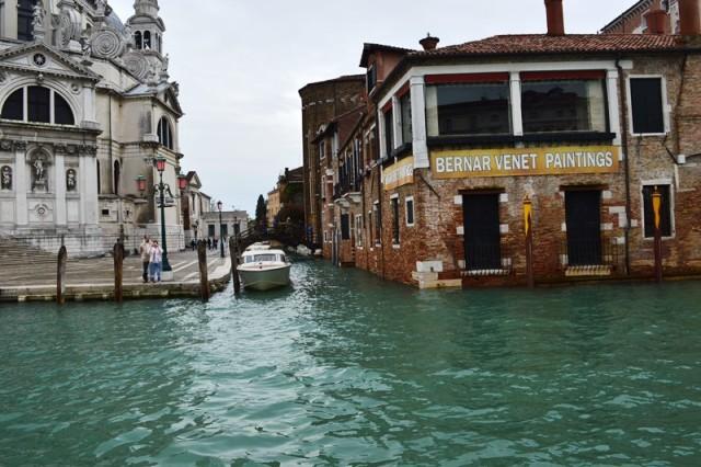 Grande Canal de Veneza- Roteiros de viagem na Itália