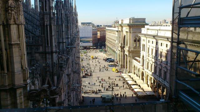 Praça de Duomo