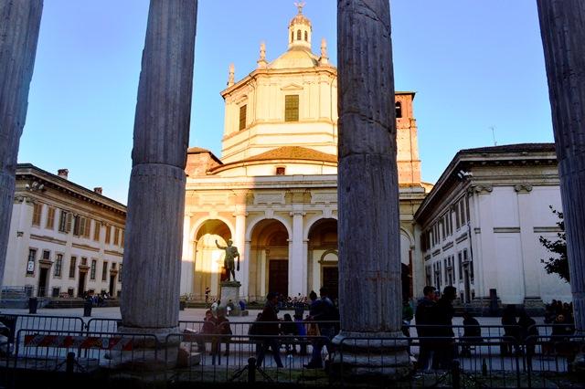 zona de Milão