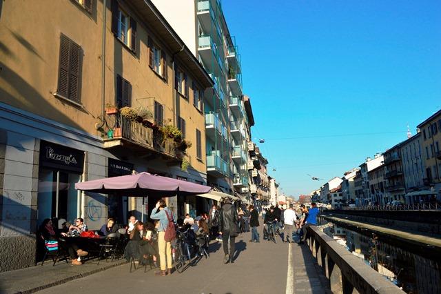 O canal mais badalado de Milão