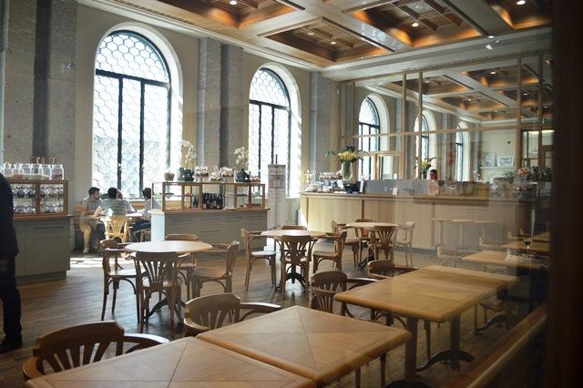 Restaurante da Gallerie d'Italia